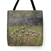 Lovely Layers Of Grass Tote Bag