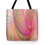 Lovely Morning Tote Bag