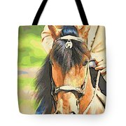 Lovely Paso Tote Bag