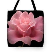 Lovely Pink Rose Tote Bag