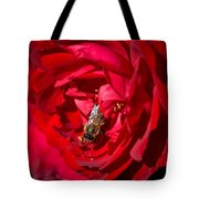 Lovely Place To Work Tote Bag