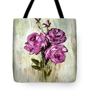 Lovely Roses Tote Bag