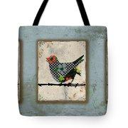 Lovely Song Bird Trio -1 Tote Bag