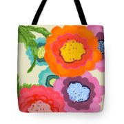 Lovely Square Tote Bag