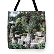 Lovely View Inside The Opryland Hotel In Nashville Tennessee 2009 Tote Bag