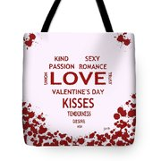 Lover To Lover Tote Bag