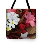 Lovers In Paradise Tote Bag