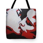 Lovers - Kiss 8 Tote Bag