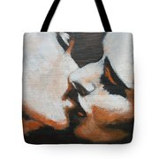 Lovers - Kiss6 Tote Bag