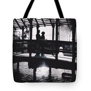 Lovers Lane Tote Bag