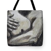 Lovers - Never Let Me Go Tote Bag