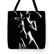 Lovers Of The Night Tote Bag