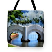 Lover's Pass Tote Bag