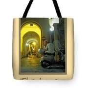 Lovers Sorrento Italy Tote Bag