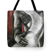 Lovers - The Kiss1-rodin Tote Bag