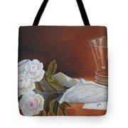 Loves Bouquet Tote Bag