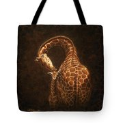 Love's Golden Touch Tote Bag