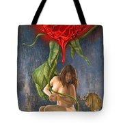 Love's Pain Tote Bag