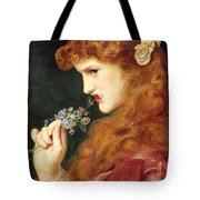 Loves Shadow, 1867 Tote Bag
