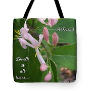 Loveth At All Times Tote Bag