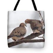 Lovey Dovey Tote Bag