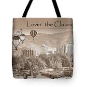 Lovin The Classics II Tote Bag