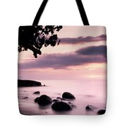 Lovina Sunset - Bali Tote Bag