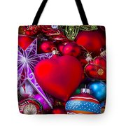Loving Christmas Tote Bag