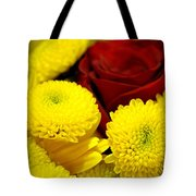 Loving Yellow Tote Bag