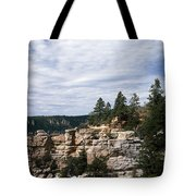 Low Angle View Of A Building, Grand Tote Bag