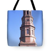 Low Angle View Of A Church, St. Philips Tote Bag