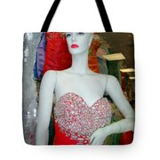 Low Cut Lucy Tote Bag