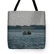 Low In The Water Tote Bag