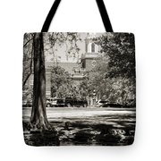 Low Library Tote Bag