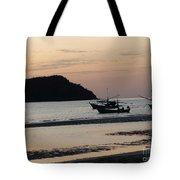 Low Tide 02 Tote Bag