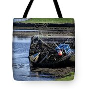 Low Tide Donegal Ireland Tote Bag