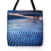 Low Tide In Seattle Tote Bag