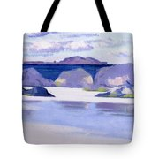 Low Tide  Iona Tote Bag by Francis Campbell Boileau Cadell