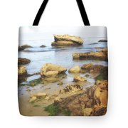 Low Tide Tote Bag by Marty Koch