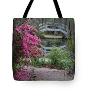 Lowcountry Series II - Ode To Monet Tote Bag