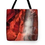 Upper Antelope Canyon Litebeam Tote Bag