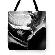 Lower Antelope Canyon Shrub Tote Bag