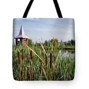 Lower Bruckland Nature Reserve Tote Bag
