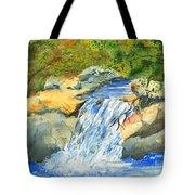Lower Burch Creek Tote Bag