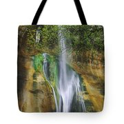 Lower Calf Creek Falls Escalante Grand Staircase National Monument Utah Tote Bag