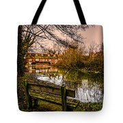 Lower Denford Hungerford Tote Bag