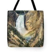 Lower Falls Tote Bag