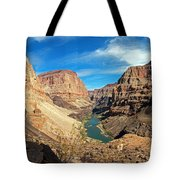 Lower Grand Canyon Tote Bag