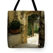Lower Preveli Monastery Crete 3 Tote Bag