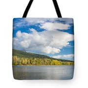 Lower Saint Mary Lake 1 Tote Bag